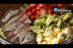 Steak and Avocado Salad