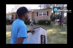 Rodney Smith Jr. Inspires with Lawn Care Service