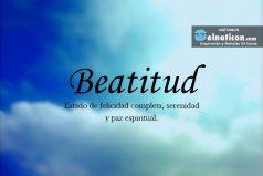 Definición de Beatitud