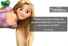 """""""Todos los días tienes la oportunidad de ir a buscar un nuevo sueño"""""""