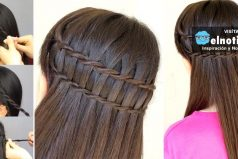 How To Create Waterfall Braid Quick And Easy Hairstyles, See Tutorial