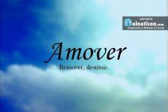 Definición de Amover