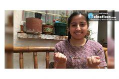"""Joven colombiana crea una """"galaxia"""" de pulseras para estudiar Astronomía"""