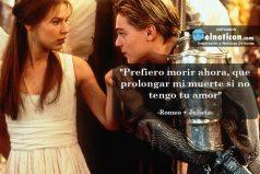 """""""Prefiero morir ahora, que prolongar mi muerte si no tengo tu amor"""""""