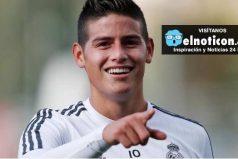 La hermosa reflexión de James luego del partido contra Chile ¡Que gran corazón!