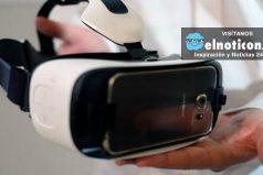 Así fue el susto que se llevó una abuela al utilizar un casco de realidad virtual