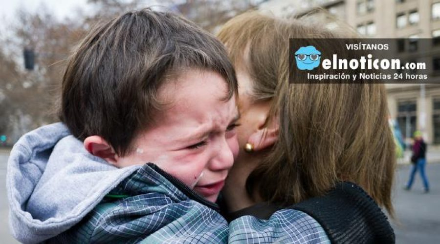El niño que llora por el planeta y que quiere ser grande para salvarlo