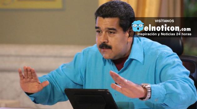 La nina venezolana le reclama a Nicolás Maduro por falta de agua y comida