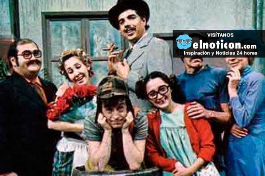 ¿Recuerdas a El Chavo del 8? Así eran sus personajes de niños, ¡adorables!
