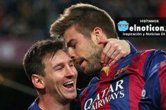 La opinión del esposo de Shakira sobre Messi ¡HERMOSO!