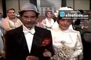 ¿Recuerdas el la boda entre Don Ramón y la bruja del 71? revive este hermoso y gracioso acontecimiento
