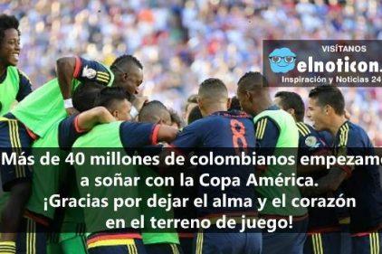 Colombia ganó en el debut de la Copa América Centenario