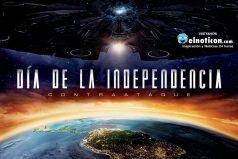 La película que no te puedes perder 'Día de la independencia: Contraataque' ¡5 COSAS QUE DEBES SABER!