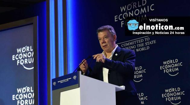 Seguirá la guerra si no se aprueba el plebiscito: Santos