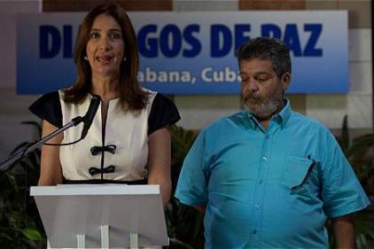 Delegaciones de paz confirmaron histórico acuerdo en Cuba – Proceso de paz – El Tiempo