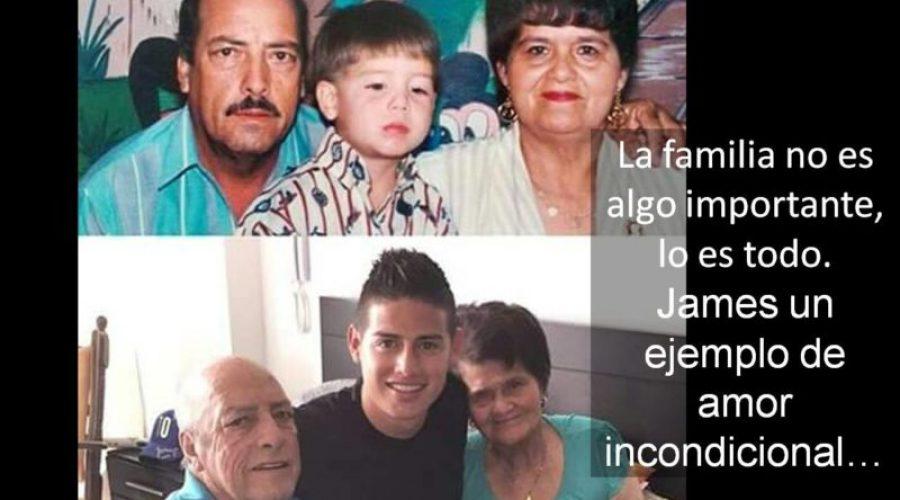 """""""Cosas que nunca cambian """" James Rodríguez"""