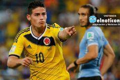 El gol que le cambió la vida a James ¡DE INFARTO!