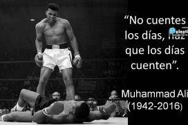 Muhammad Ali, El legendario excampeón del mundo de los pesos pesados