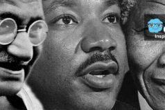 3 grandiosos hombres que no hicieron de la paz una palabra bonita, hicieron bonita la paz
