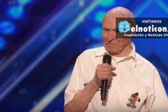 John Hetlinger de 82 años sorprende a todo el mundo en una audición en un reality show