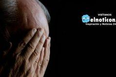 El conmovedor llanto de una persona de la tercera edad por la falta de comida en Venezuela