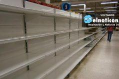 El desespero por conseguir alimentos en Venezuela