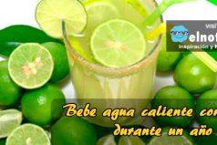 10 Beneficios de Beber Agua Caliente Con Limón Cada Mañana ¡QUEDARÁS CON LA BOCA ABIERTA!