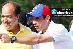 Henrique Capriles afirma que ya van validadas más de 231 mil firmas