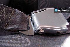 Por esta razón debes utilizar el cinturón de seguridad en el vehículo, no es un adorno