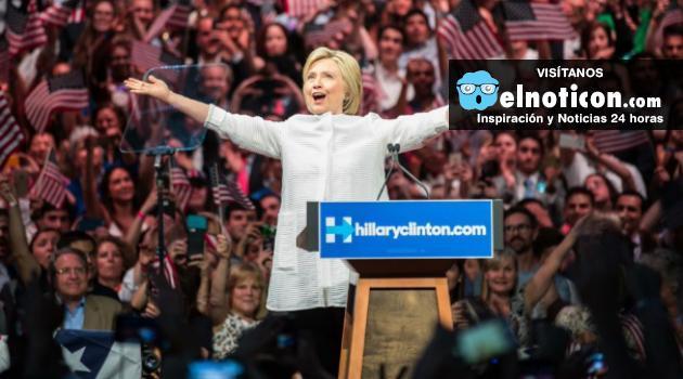 Hillary Clinton, la gran ganadora del supermartes en Estados Unidos