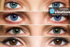 Lo que no sabes sobre el color de tus ojos ¡Quedarás asombrado!