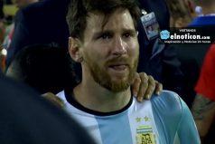 ¿Harías algo así para que Messi se quedé en la selección Argentina? ¡Para llorar de emoción!