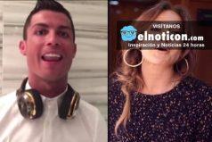 La amistad une a Cristiano Ronaldo y Jennifer López ¿Qué opinas de esta pareja?