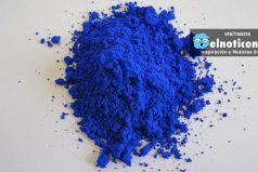 This New Shade Of Blue Was Accidentally Discovered By Chemists