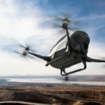El nuevo 'Taxi Dron' será probado en Estados Unidos