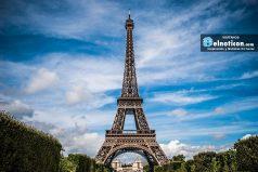 ¿Escalarías la Torre Eiffel sin equipo de protección? Estos dos rusos lo hicieron