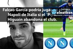 Jorge Mendes mueve sus fichas para que Falcao esté en un grande de Italia