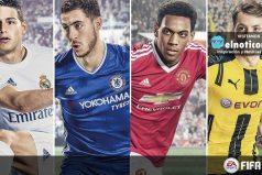 Confirmado, James Rodríguez estará en la portada de FIFA 17