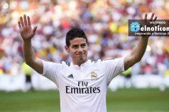 El Real Madrid le pone precio de venta a James ¡Quedarás asombrado!