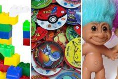 ¿Recuerdas estos juguetes? Datos curiosos de estos y otros juguetes de tu infancia
