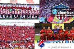Junior Vs. Medellín, el primer partido de la final del Fútbol Colombiano