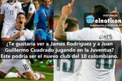 Real Madrid le pone precio a James Rodríguez, 77 millones de euros