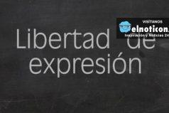 México celebra hoy el día de la Libertad de Expresión