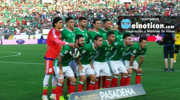 México de Juan Carlos Osorio clasificó a cuartos de final de la Copa América