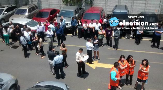 Se han presentado 44 réplicas del sismo ocurrido en México en las últimas horas