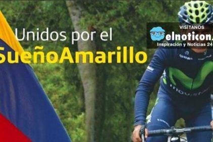¿Qué piensa Nairo Quintana del Tour de Francia que va a disputar? #SueñoAmarillo