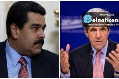 Se reabrirán el diálogo entre Venezuela y Estados Unidos