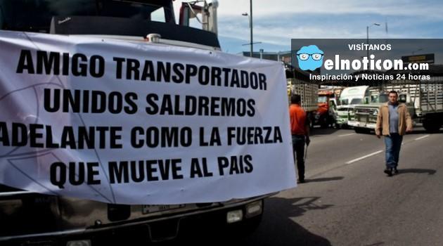 Los camioneros se sumarán al paro