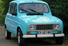 ¿Recuerdas el Renault 4? Te contamos varias curiosidades ¡El carro colombiano y amigo fiel!