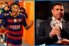 El reto entre Neymar y Ronaldo que es viral en redes sociales